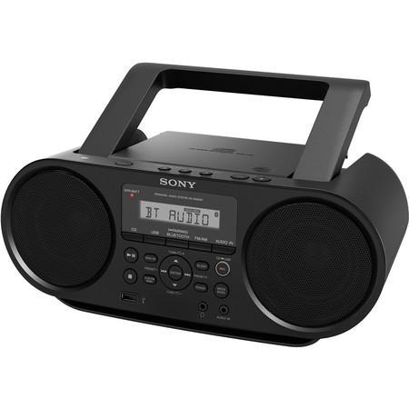 Radiopřijímač s CD Sony ZS-RS60BT