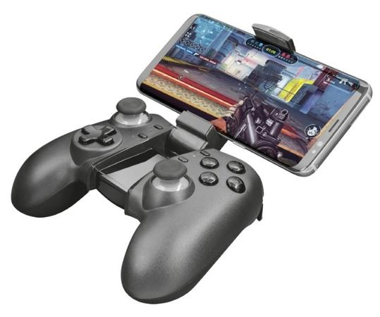Gamepad Trust GXT Gaming 590 Bosi Bluetooth - černý