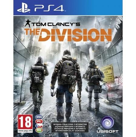 UBISOFT Tom Clancys The Division hra PS4