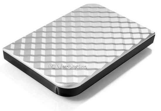 """HDD ext. 2,5"""" Verbatim Store `n` Go GEN2 500GB - stříbrný,"""