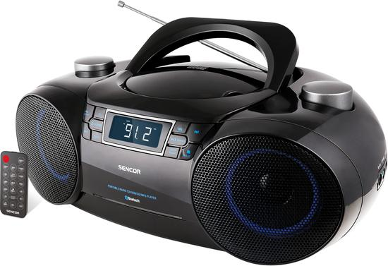 SENCOR SPT 4700 RADIO S CD/MP3/USB/SD/BT