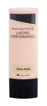 Makeup Max Factor - Lasting Performance , 35ml, 40, Light, Ivory