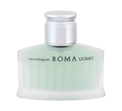 Laura Biagiotti Roma Uomo Cedro toaletní voda Pro muže 75ml