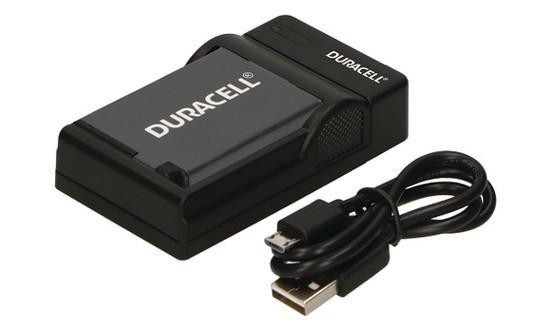 DURACELL Camera Battery Charger - pro digitální fotoaparát Canon NB-12L, NB-13L, DRC5913