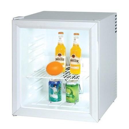 Chladnička vitrína Guzzanti GZ-48G bílá