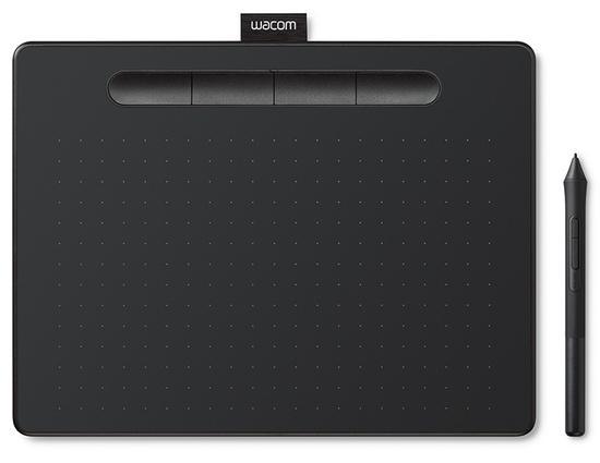 Tablet Wacom Intuos S - černý, CTL-4100K-N