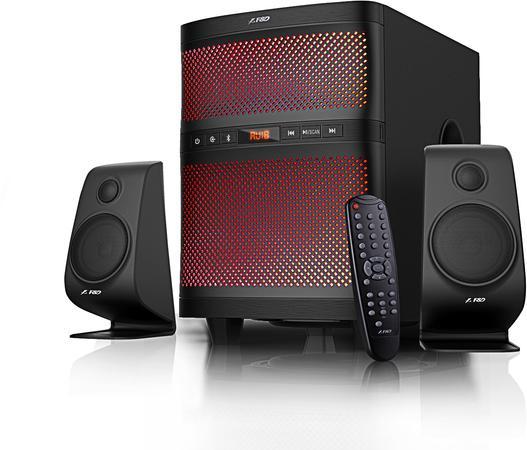 F&D F580X PC repro 2.1 70W FM BT USB