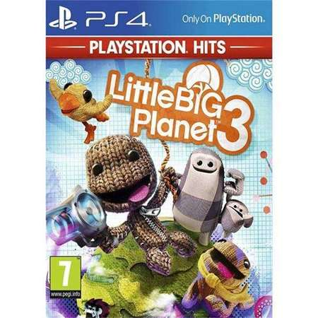 SONY PS4 hra LittleBigPlanet 3