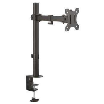 CONNECT IT SingleArm stolní držák na 1 monitor, tyč , ČERNÝ, CMF-3103-BK