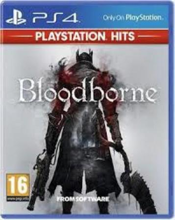SONY PS4 hra Bloodborne HITS
