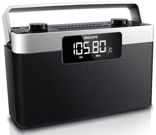 PHILIPS AE2430/12 přenosné rádio