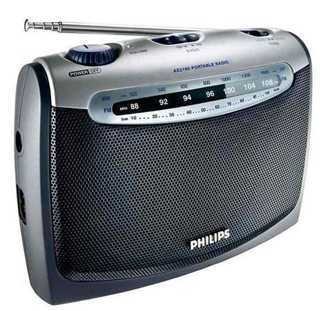 PHILIPS AE2160 RADIO