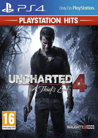 Hra Sony PlayStation 4 Uncharted 4: A Thief`s End