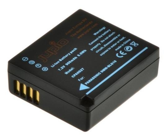 Jupio baterie DMW-BLG10 pro Panasonic