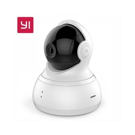 Yi Dome Home 1080P - domácí IP kamera, bílá, YI006