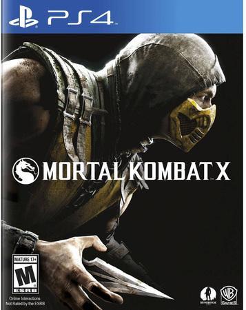 WARNER BROS. Mortal Kombat X hra PS4
