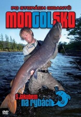 s jakubem na rybách - mongolsko-po stopách gigant DVD