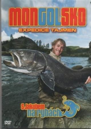 S jakubem na rybách - mongolsko: expedice tajmen DVD