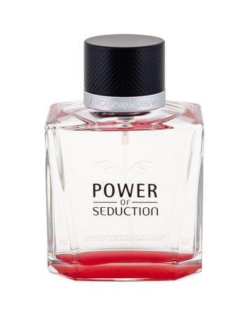 Antonio Banderas Power of Seduction toaletní voda 100ml Pro muže