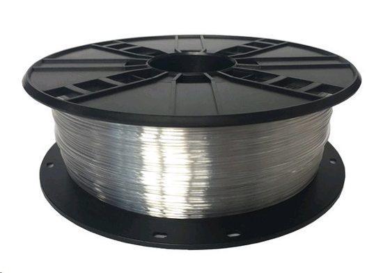Tisková struna (filament) GEMBIRD, PETG, 1,75mm, 1kg, natural 3DP-PETG1.75-01-NAT, TIF056190