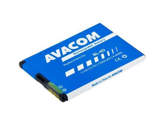 Baterie AVACOM GSNO-BL4D-S1200A 1200mAh - neoriginální
