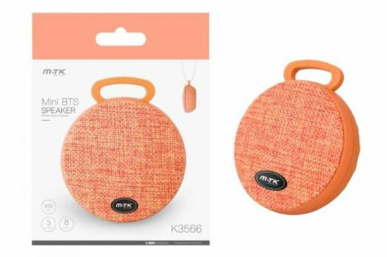 Aligator Bluetooth Mini Speaker PLUS (K3566), orange