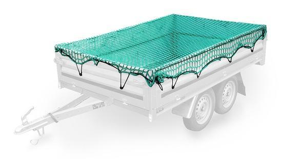 Síť na přívěsný vozík 2x3m
