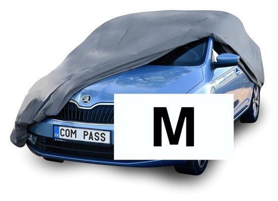 Compass Ochranná plachta na auta FULL M 431x165x119cm 100% WATERPROOF