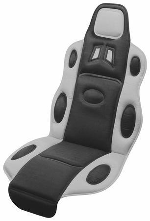 Autopotah Compass RACE černo-šedý