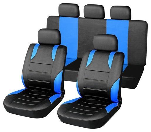 Autopotah Compass SPORT AIRBAG modré 9 ks