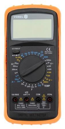 TOYA Multimetr digitální TO-81784
