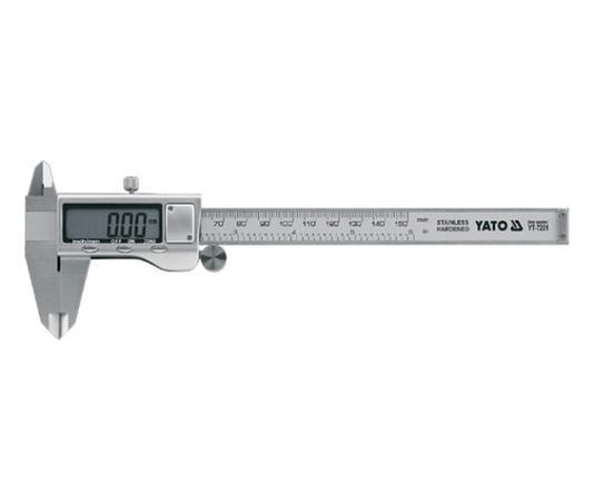 YATO YT-7201 Posuvné měřítko šuplera digitální 150mm