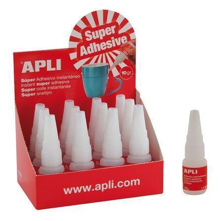 Vteřinové lepidlo, 10 g, APLI