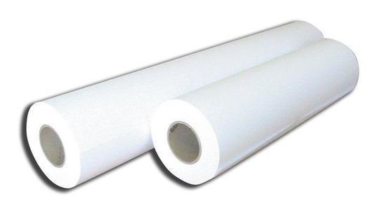 Plotterový papír, do inkoustové tiskárny, 1068mm x 50m, 76mm dutina, 90g, VICTORIA,