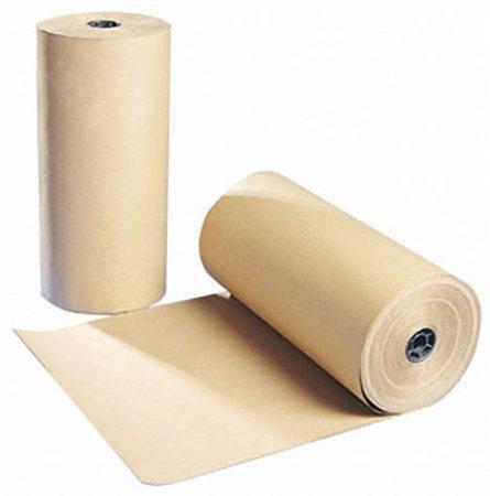 Balící papír, v roli, hnědý kraft,