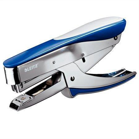 Sešívací kleště Leitz 5548, Metalická modrá, 55480033