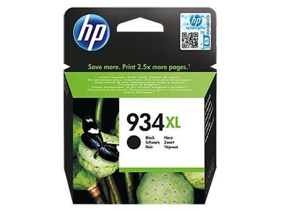 HP 934XL černá inkoustová kazeta, C2P23AE, C2P23AE