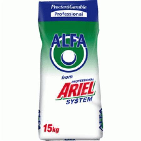 """Prací prášek """"Alfa"""", 15 kg, ARIEL"""