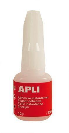 Vteřinové lepidlo, APLI, 10 g