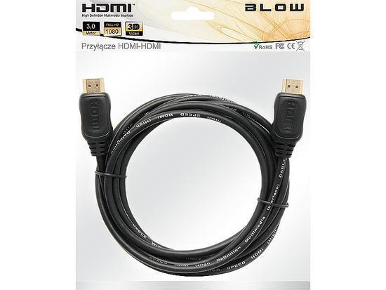 BLOW kabel HDMI-HDMI 3m