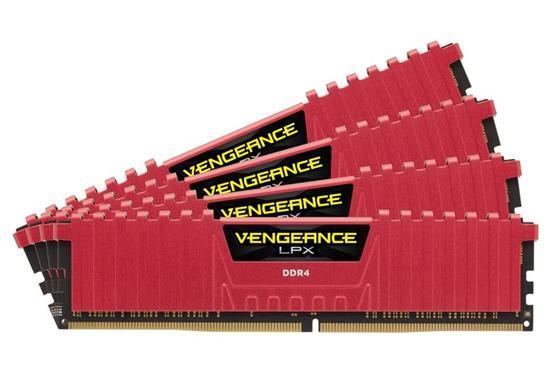 Corsair DDR4 16GB KIT 2666MHz CL16 CMK16GX4M4A2666C16R, CMK16GX4M4A2666C16R