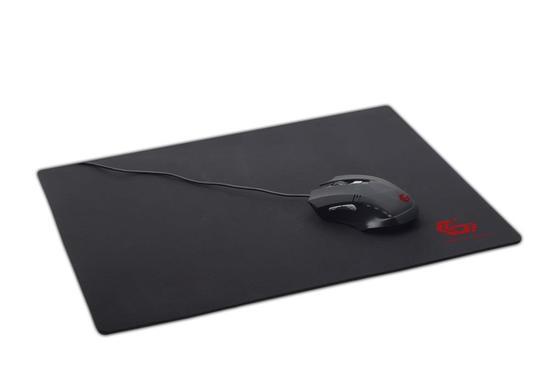 Gembird herní podložka myši, černá, velikost XL 350x900mm, MP-GAME-XL