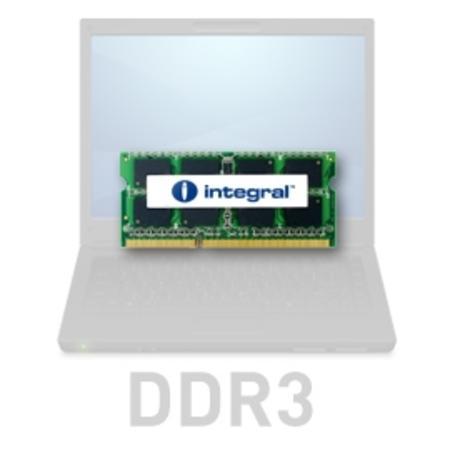 Integral SODIMM DDR3 8GB 1333MHz CL9 IN3V8GNZJII, IN3V8GNZJII