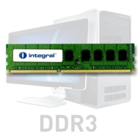 Integral DDR3 4GB 1333MHz CL9 ECC IN3T4GEZBIX