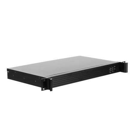 Netrack server case mini-ITX, 482*44,5*250mm, 1U, rack 19``, NP5106