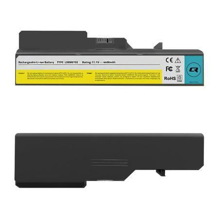 Qoltec Long Life baterie pro notebook Lenovo B470 B575 G460 G560 11.1 V 4400 mAh, 52520