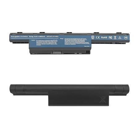 Qoltec Long Life baterie pro notebooky Acer Aspire 4741 | 10.8-11.1V | 6600mAh, 52538