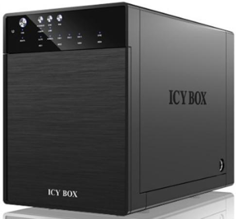 Externí box ICY BOX IB-3640SU3, IB-3640SU3