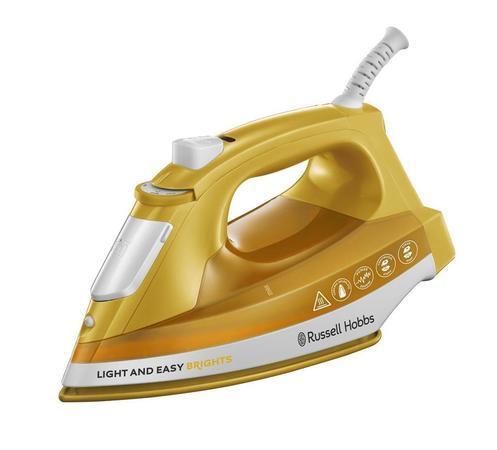 Žehlička Russell Hobbs 24800-56 Light&Easy   žlutá