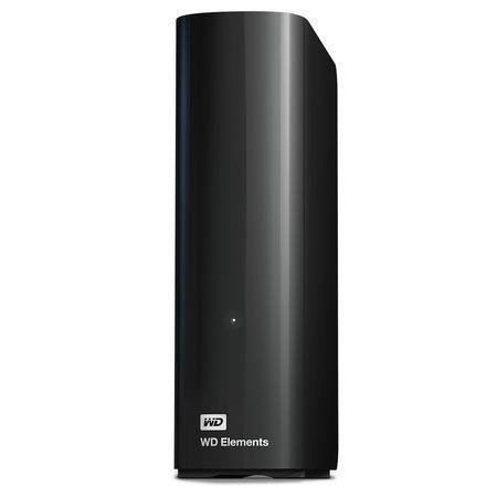 """WD Elements Desktop 8TB HDD / Externí / 3,5"""" / USB 3.0 / černý, WDBWLG0080HBK-EESN"""